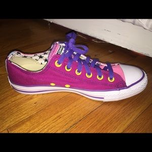 Women's New Converse Sneakers,one of a kind, sz 10 NWT